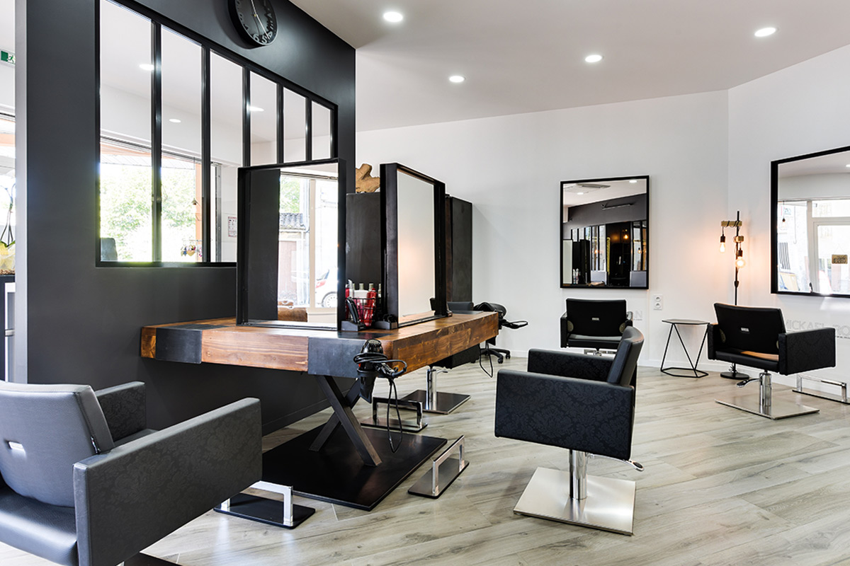 Salon de coiffure Mickael ROMAN à Vayres